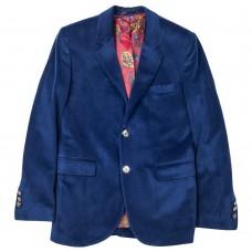 Пиджак синий Puledro
