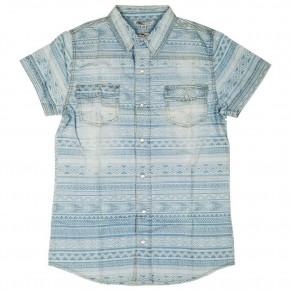 Рубашка с узорами