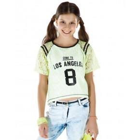 Футболка дев. los angels