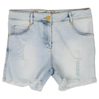 Шорты джинсовые девочка