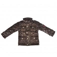 Коричневая куртка Puledro весна.